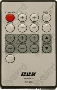 BBK MA-970S, RC-970