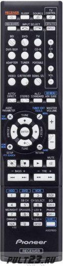 PIONEER AXD7620, VSX-521