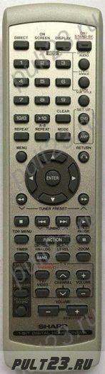 SHARP RRMCG0356AWSA, DX-AT50H, SD-AT50H